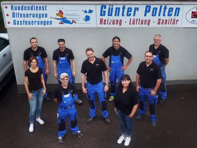 Polten Team Foto